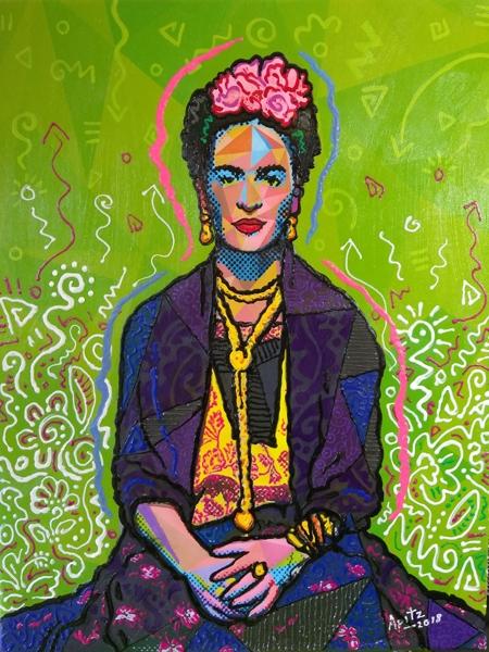 Freda-Kahlo-on-green