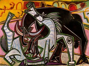 leo Picasso, Corrida de Touros 5