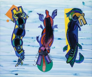 Selección Oficial Salón Nacional de Artes Visuales 2014 Categoría Pintura