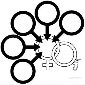 Cuckold illustration