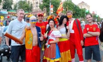 Croacia-España 26