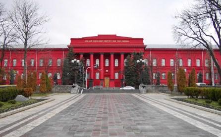 115 - Universidad Taras Shevchenko
