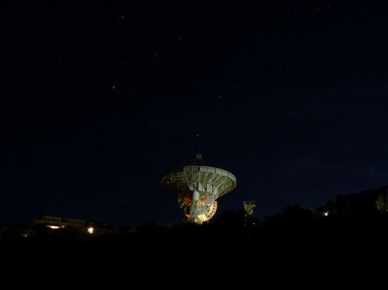 Radiotelescopio RT22