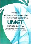 LIBRO MODELO Y NORMATIVA PROCESOS SUSTANTIVOS ( VOL II ) 1