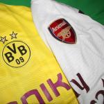 El paradigma del fútbol: Arsenal VS Borussia Dortmund