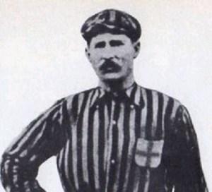Herbert Kilpin, uno de los fundadores del AC Milan -  FOTO:  Garcia1 - Wikipedia.org