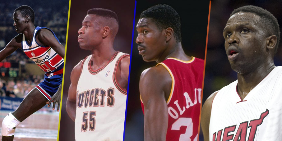 Collage African NBA