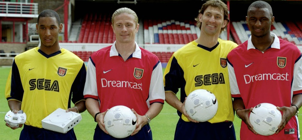 Arsenal Dreamcast