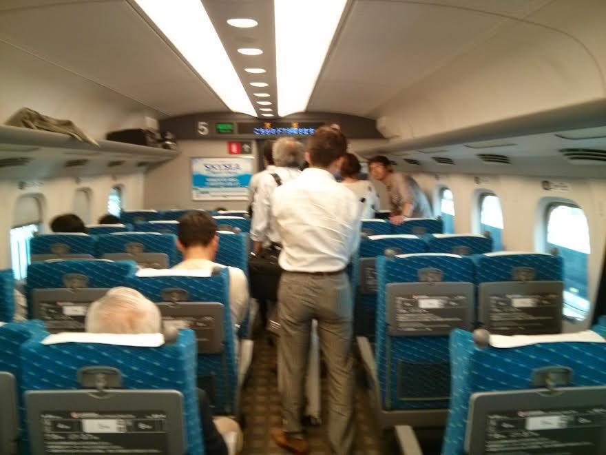 Tren bala- - Shinkansen