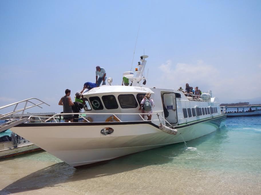 Fast Boat Bali a Lombok