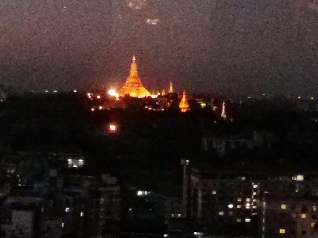 Sakura Tower - Yangón, Myanmar