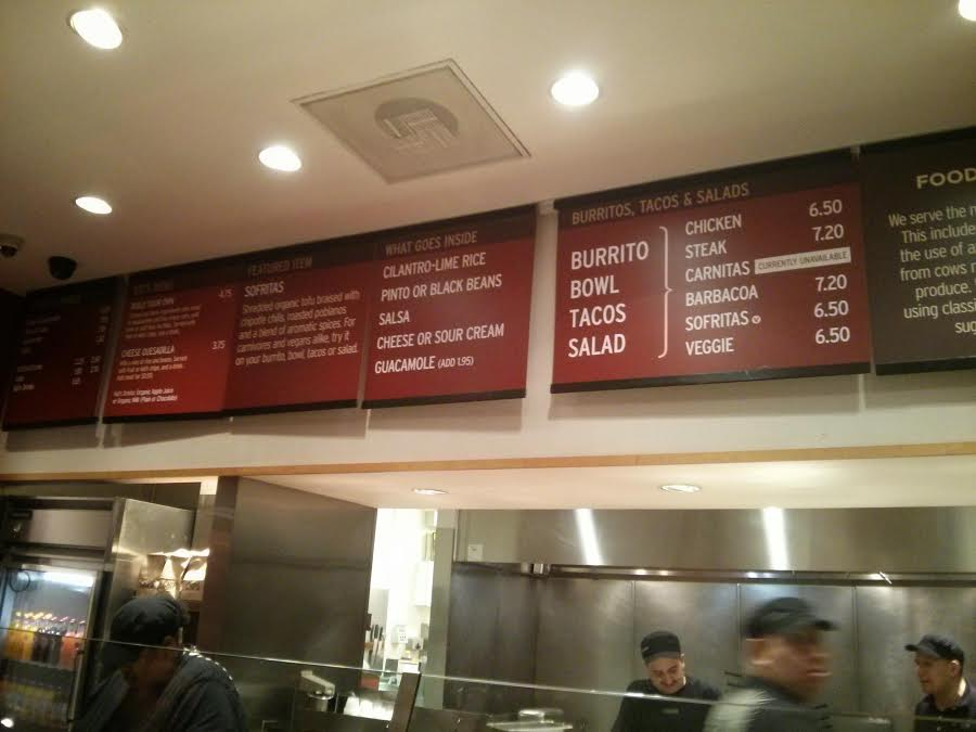 Chipotle is my life!