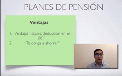 Planes de pensión indexados: Ventajas e inconvenientes