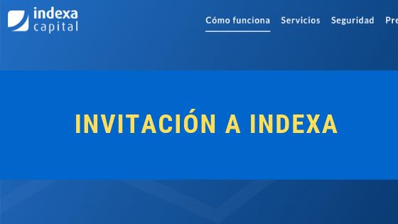 Invitación a Indexa Capital: Promoción de comisiones gratis