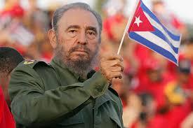 Fidel-bandera