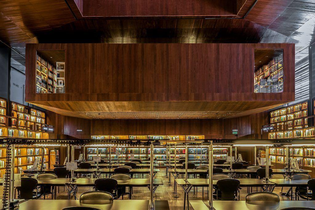 Biblioteca del Museo Reina Sofa  Carlos Horcajada
