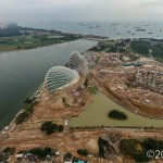 Gardens by the Bay (under construction), Singapore