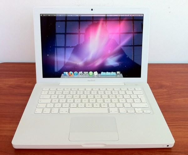 Mi Apple Macbook White Termin Siendo La Gran Cosa