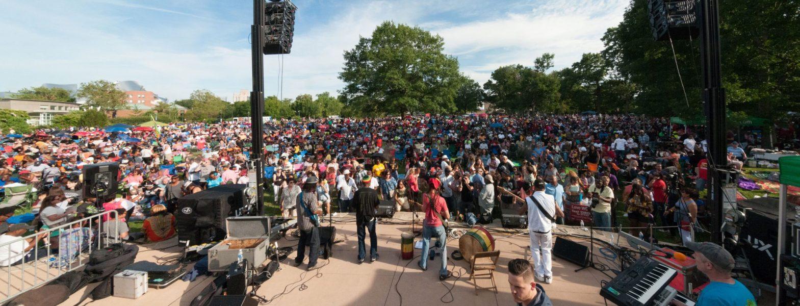 A Summer Retrospective: Carlos Jones and the P.L.U.S. Band