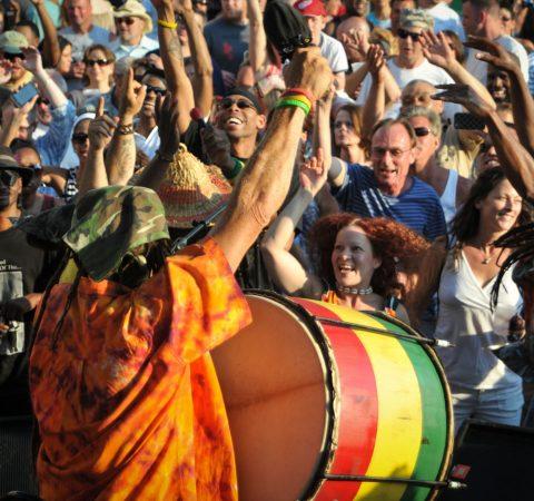 Carlos Jones Attracts Record Crowds