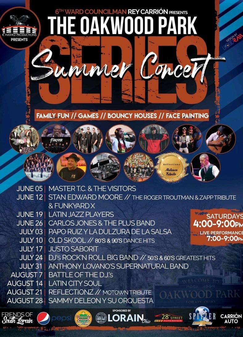 lorain concerts 2021