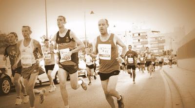 Corriendo Carlos Lopez Cubas OSTEON Alaquas Fisioterapia