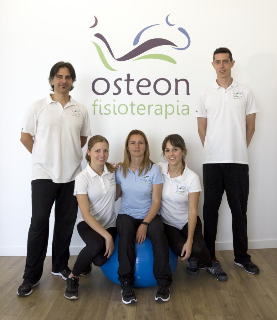 equipo osteon grupo fisioterapeutas