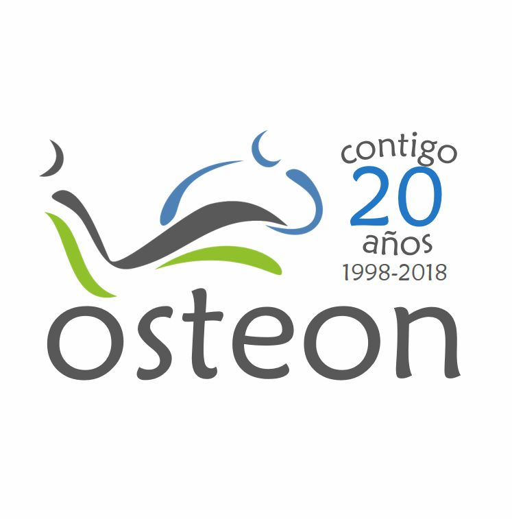 osteon fisioterapia 20 años contigo