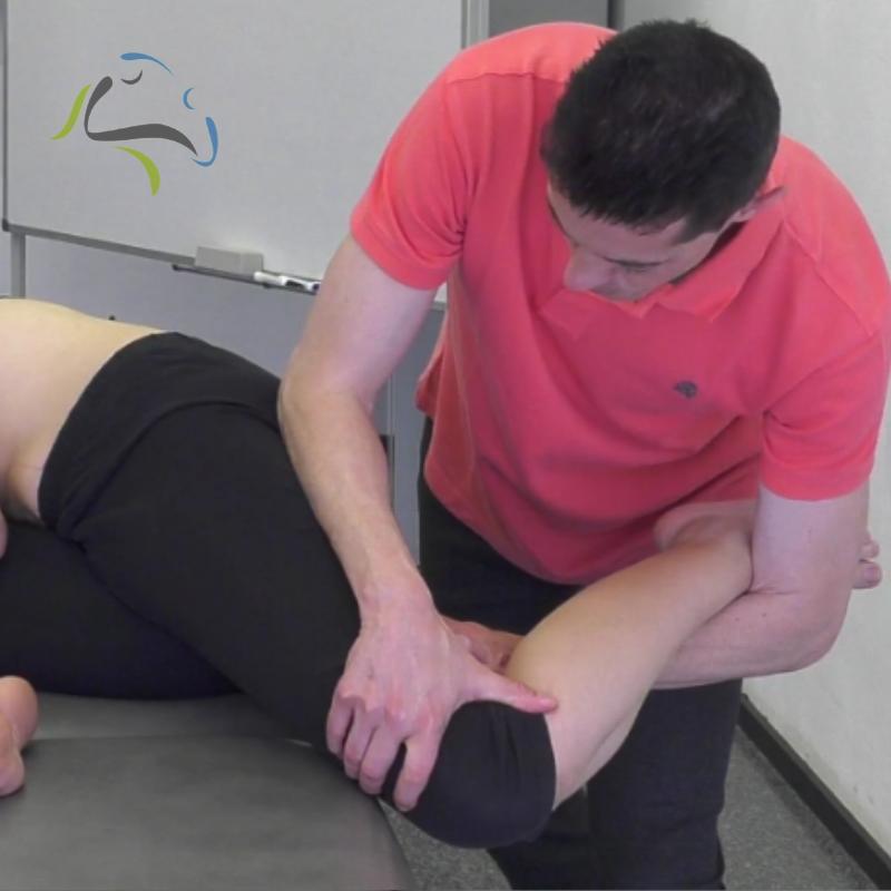 Test de Slump en decúbito lateral