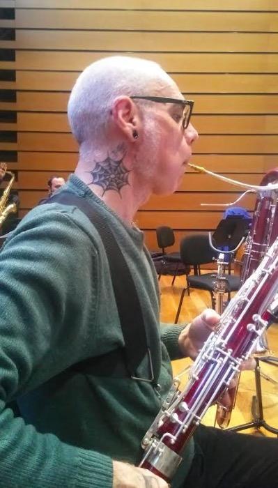 musica musico fagot osteon fisioterapia carlos lopez cubas