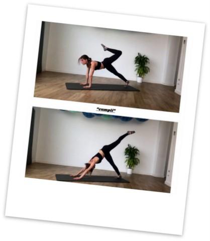 coreografia pilates osteon 2019