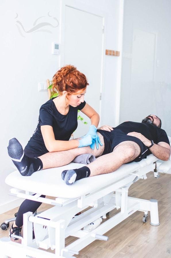 punción seca osteon fisioterapia