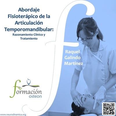 curso osteon formacion ABORDAJE FISIOTERÁPICO DE LA ARTICULACIÓN TEMPOROMANDIBULAR: RAZONAMIENTO CLÍNICO Y TRATAMIENTO