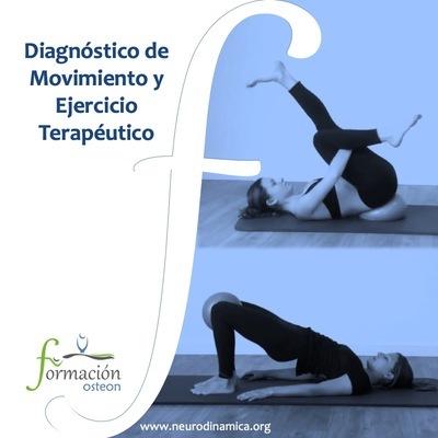 curso osteon formacion DIAGNÓSTICO DE MOVIMIENTO Y EJERCICIO TERAPÉUTICO