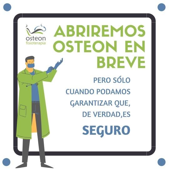 OSTEON apertura EN BREVE