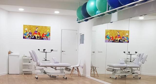 osteon2 sala de tratamiento
