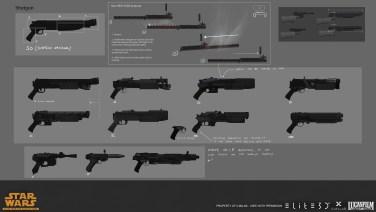 ILMxLab_Shotgun_explorations