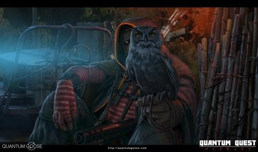 Quantum-Quest-Owl-Master