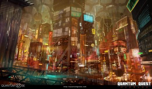 QuantumQuest-The-City