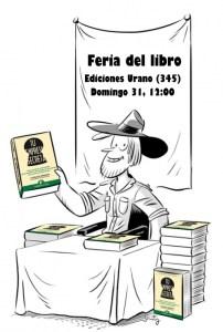 Feria del libro 2015