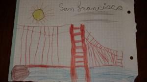 San Francisco por Lucía