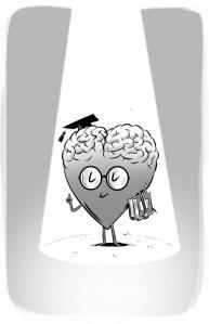 El pequeño cerebro del corazón