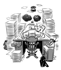 Parkinson, productividad