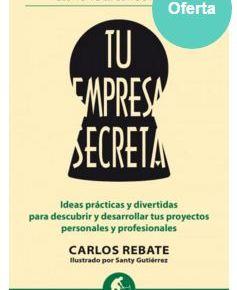 Mañana Tu Empresa Secreta a 1,99€ en Amabook