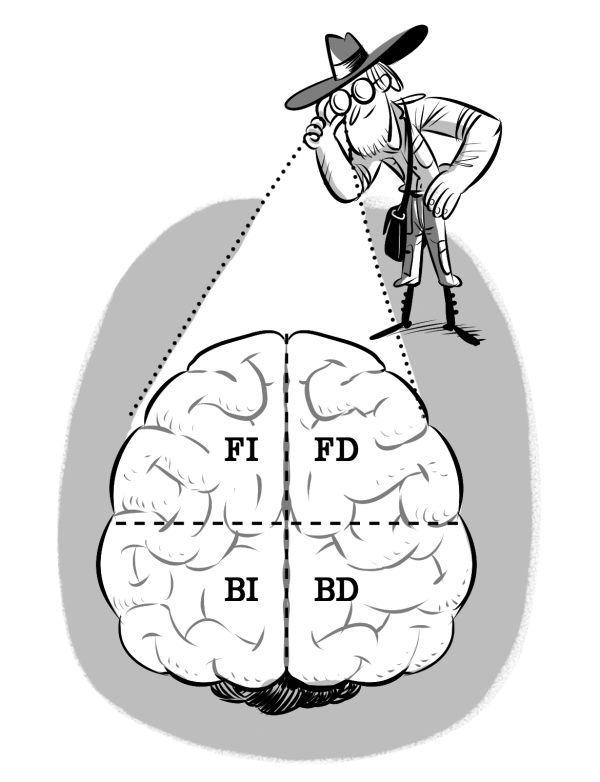 Cómo pensar en 4 dimensiones con los estilos de pensamiento de la Doctora Benziger