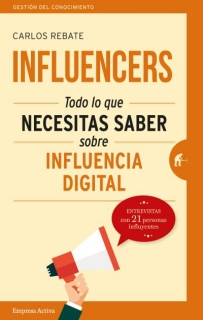 Portada del libro Influencers