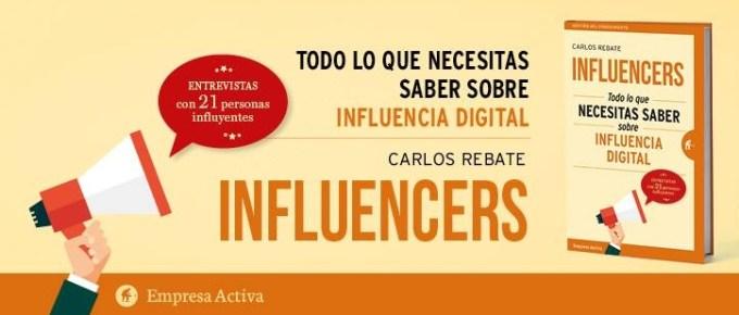 Influencers Carlos Rebate Banner