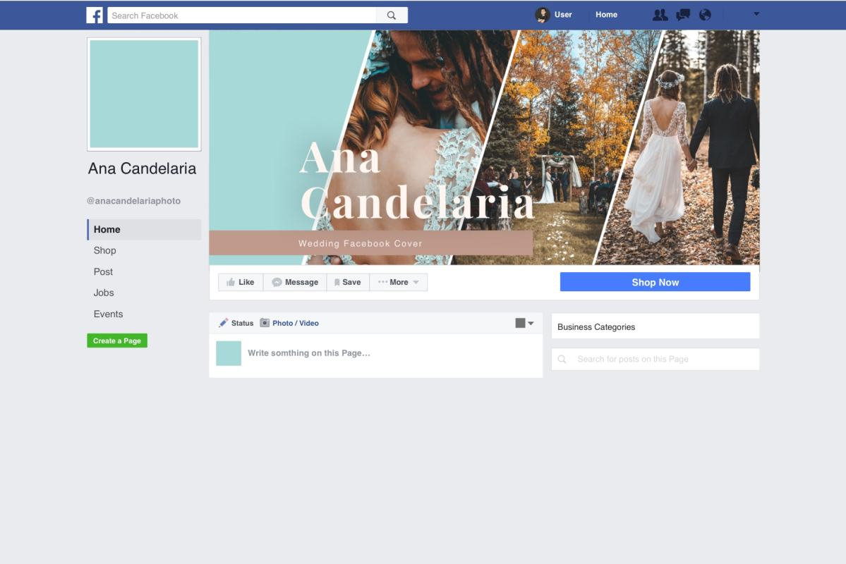 Facebook Covers for Photographer
