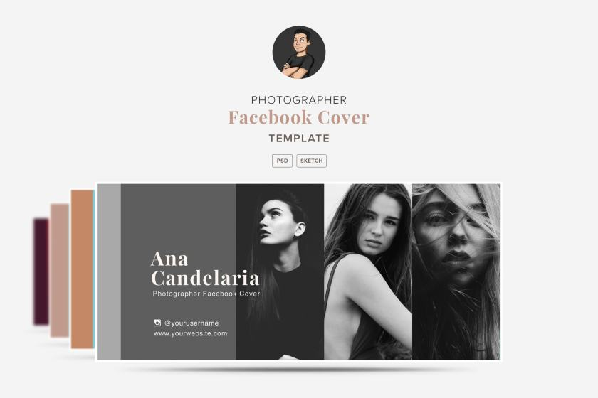 Creative Facebook Cover Templates