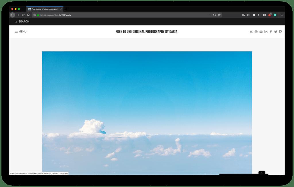Top Free Stock Photo Sites - Epicantus